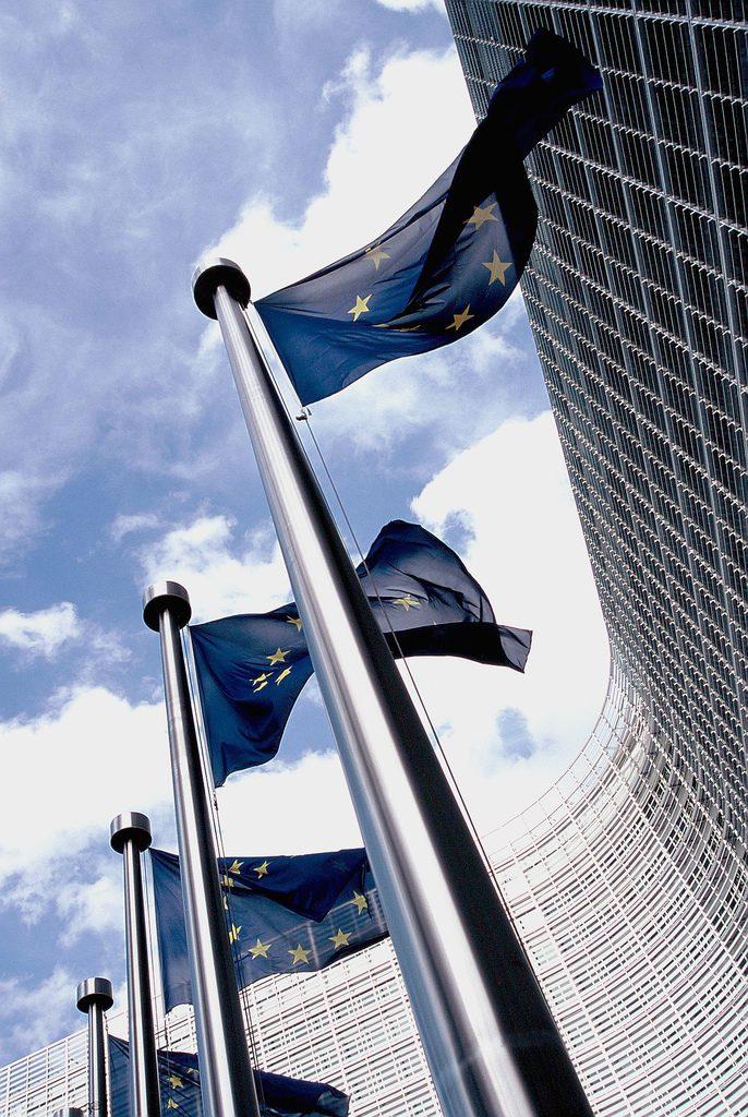 Drapeaux du Berlaymont